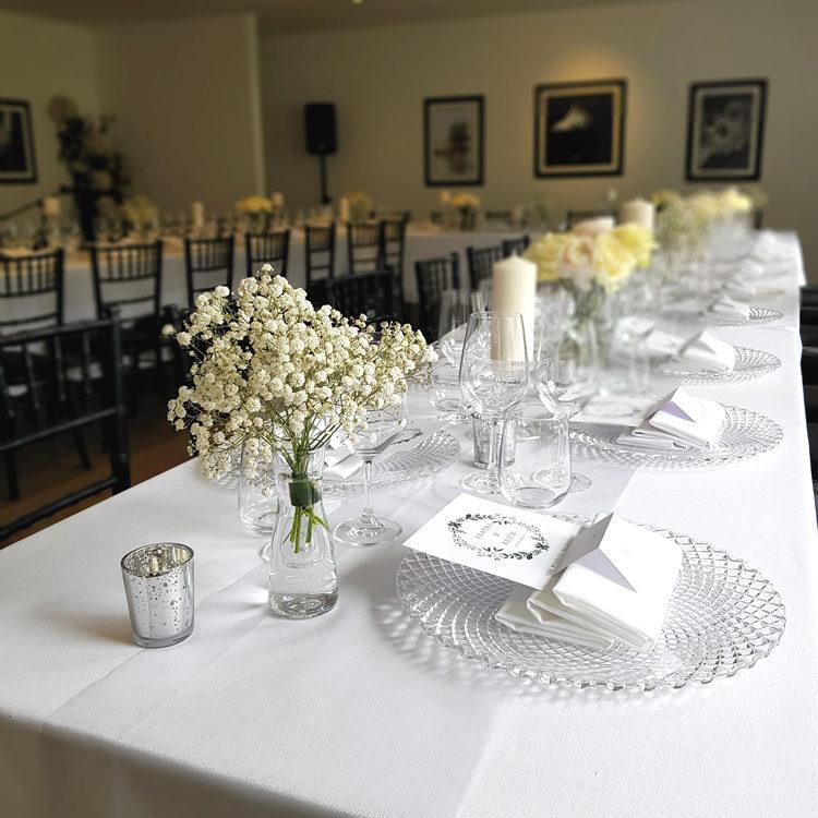 Agatha Wedding 1